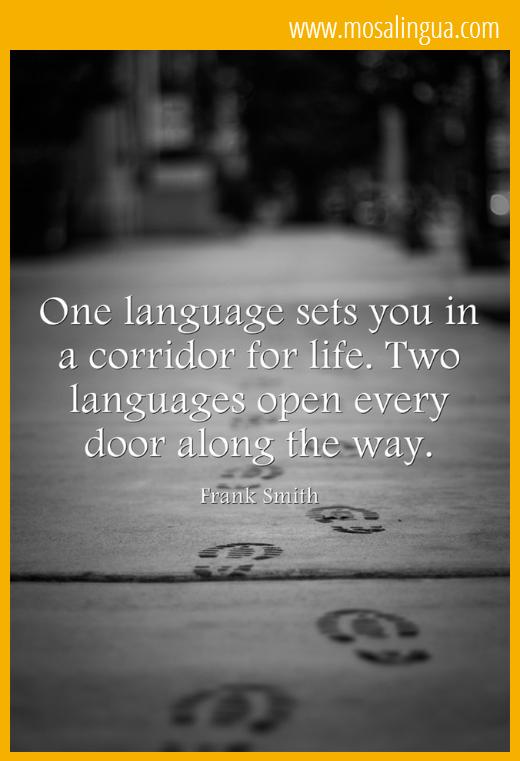 4-One-language-sets
