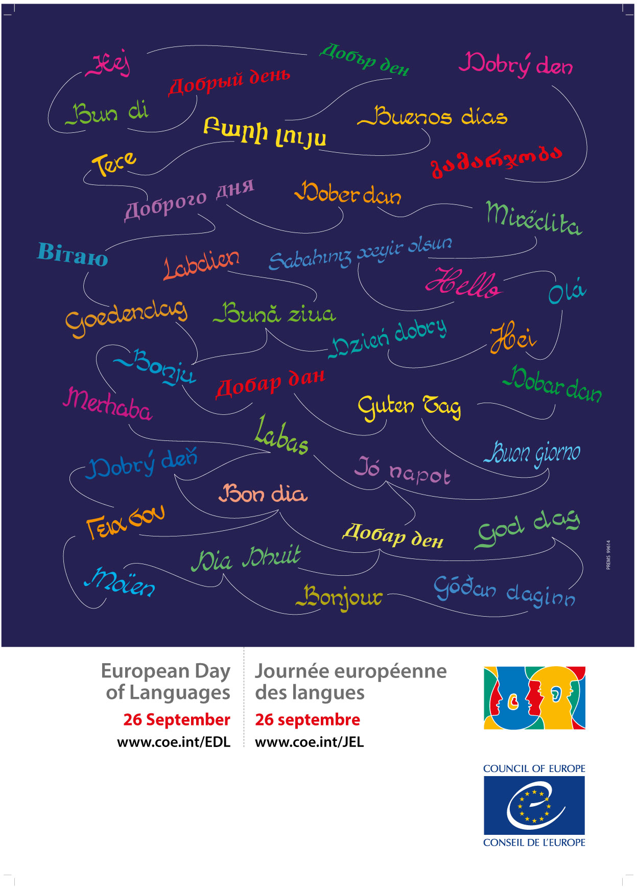 black-poster-multilingue-European-day-of-languages